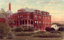 1912 SCHOOL, MASONIC HOME, UTICA, N. Y.