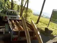 Eichenpfähle Zaunpfähle Holzpfähle