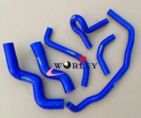 For Holden Rodeo TF 2.8L Turbo Diesel silicone radiator heater hose 1990-1997 91
