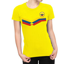 COLOMBIA World Cup 2018 T-Shirt Football Family Choice Mens Womens Kids Baby