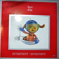 "New ""Son""  Christmas Ornament 2011 - American Greetings New"