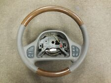 New OEM 2002 Lincoln Continental Steering Wheel