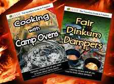 Camp oven cook book twin pack