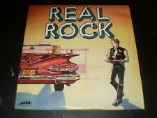 REAL ROCK 4 LP COLLECTION HEARTLAND MUSIC 1987 ALBUMS IN EXCELLENT CONDITION