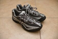 New Balance XC505 Cross Country Running Spikes Plate Black Gray Shoes Men's 6
