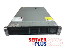 HP ProLiant DL380p G8 server, 2x 3.0GHz E5-2690v2 10-core, 512GB RAM, no drives
