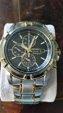 immaculate seiko solar mens watch