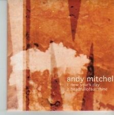 (CV754) Andy Mitchell, New Years Day - 2001 DJ CD