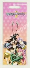 ROSARIO + VAMPIRE BAT CELL PHONE CHARM GENUINE LICENSED PRODUCT NEW 6479