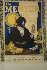 MENTOR ANTIQUE OLD MAGAZINE OCTOBER 1926