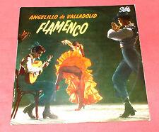 """ANGELILLO DE VALLADOLID  / JUAN SOTO 25 CM 10"""" FLAMENCO"""