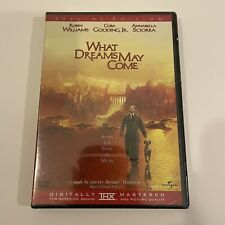 What Dreams May Come (Dvd Special Edition) Sealed Small Tear Robin Williams