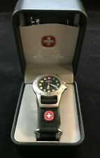 swiss military watch new in box
