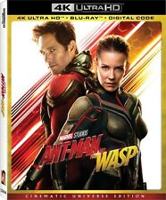 Ant-Man and the Wasp (4K Ultra HD)(UHD)(Atmos)