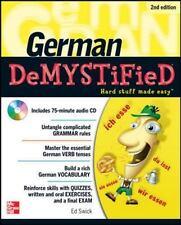 German DeMYSTiFieD, Second Edition, Ed Swick