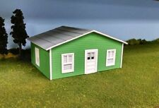 HO Scale Laser Cut Custom Matt's House Building Kit