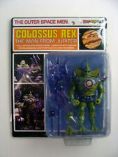 The Outer Space Men Colossus Rex Figure 1st Edition Four Horsemen GLYOS deluxe