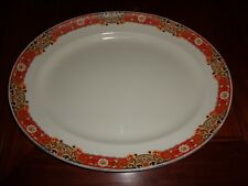 Losol Ware Keeling And Co Ltd Large Meat Platter