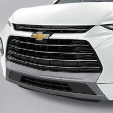 2019 Chevrolet Blazer Front Body Colored Grille 84315813 Summit White GAZ OEM GM