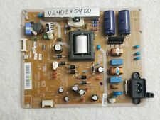 Samsung UN40EH5000 Power Supply BN44-00666A (L40GF_DDY) (see Descripsion)