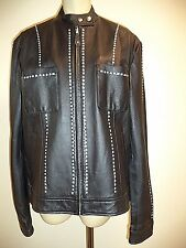 Womens Motorcycle Leather Thinsulate Jacket SZ XXXL USA Bikers Dream Apparel