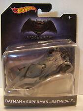 Hot Wheels 1/50 Batman V Superman Batmobile MOC 2015