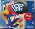 NEW Limited Edition Pop Tarts Toaster Pastries Froot Loops 16 Count Free Shippin