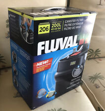 Fluval 206 External Canister Filter, Up to 40 Gal./ 206 GPH **FREE SHIPPING**