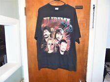 Alabama : Dancin' On The Boulevard World Tour Large Size ( L ) Black T Shirt