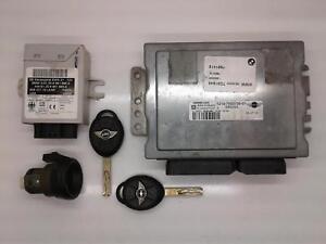 BMW MINI - ECU KIT GEN1 MINI COOPER S AUTOMATIC W11B16 R52 R53 07/2004-2008 DSC