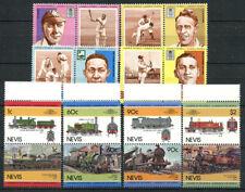 Nevis 1984-85 Nuovo ** 100% Locomotive, sport