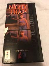 Night Trap (3DO, 1993) Complete