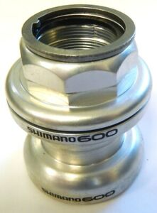 "Headset Aluminum SHIMANO 600 HP-6500 BC1 "" X 24 T - Bsc New"