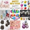 XMAS Wedding Birthday Party Props Diamond Heart Love Foil Latex Balloons Decor