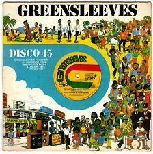 "RANKING JOE-the hotter claps clap them   greensleeves 12""   (hear)  reggae"