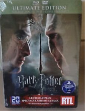 MOVIE-Harry Potter 7 - And the Deathly Hallows Part 1&2  (UK IMPORT) Blu-Ray NEW