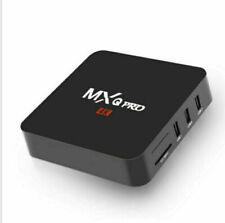 Mxq Pro 4K Android 9.0 Smart Tv Box Amlogic S905W Quad Core WiFi 2Gb+16Gb 5G