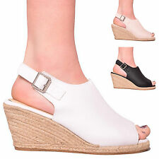 Evening Platforms & Wedges Synthetic Sandals for Women