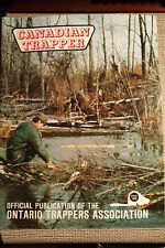 Canadian Trapper Magazine Spring 1986 Ontario