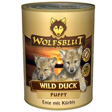 Wolfsblut | Wild Duck Puppy | 6 x 395 g