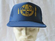1988 Fort Wayne Indiana 26th Air National Guard Bowling Tournament Snapback Hat