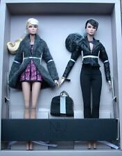 "12.5"" FR~Never Ordinary Lilith and Eden Dressed Duo-Doll Gift Set~Nu Face~NRFB"