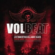 Volbeat - Live from Beyond Hell / Above Heaven 3 Lp Coloured Vinyl+ Mp3 code New