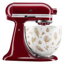 KitchenAid Küchenmaschine Artisan 5KSM156PBEGD Grenadine mit Pine&Berry Schüssel