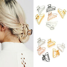 Ladies Large Hair Claw Clamps Small Hair Clip Butterfly Claws Clamps Accessories