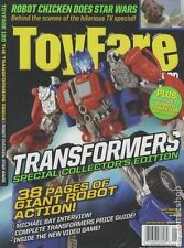 Toyfare Toy Magazine Issue #120 (AUG 2007)