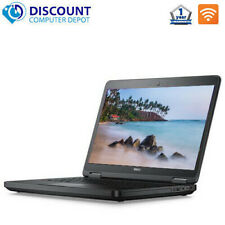"Dell Laptop Computer E5440 14.1"" Core i3 4GB 128GB SSD Webcam Wifi Windows 10 PC"
