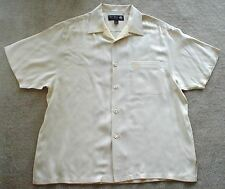 Nat Nast Luxury Originals Silk Shirt Grand Prix de L'A.C.F. Monaco 1981 Size L