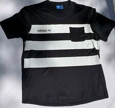 Adidas Men's T-Shirt With Pocket Excellent Condition Size L