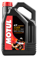 MOTUL 7100 SYNTHETIC OIL 20W-50 4-LI TER PART# 101380 / 104104